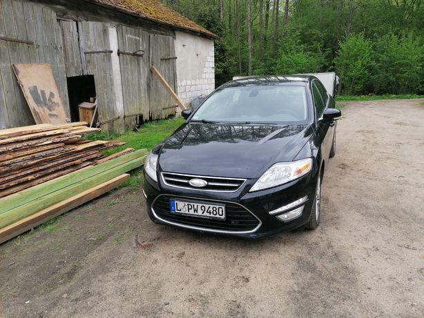Ford Mondeo mk4 HB lift Led