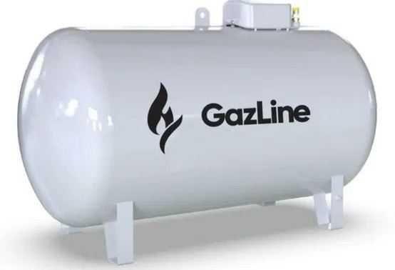 Zbiornik gaz propan LPG. Gazowa instalacja grzewcza, dostawy. Butla