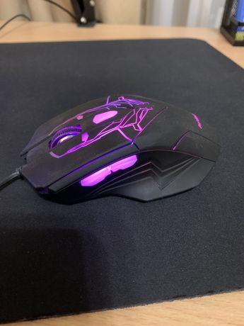 Игровая мышь hi-Rali RGB