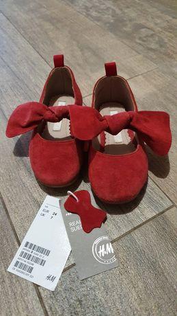 Туфельки Н&М 24 размера