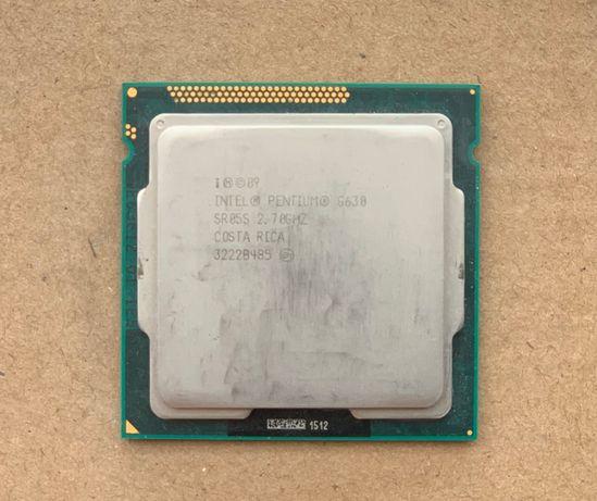 Процессор Intel Pentium g630 (SR05S) s1155