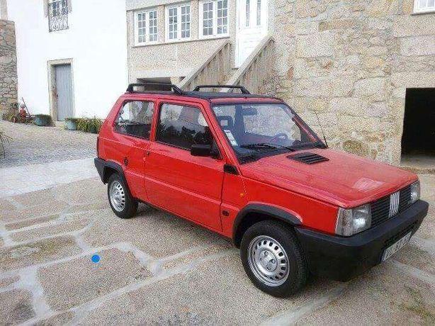 Fiat panda 4X4 peças