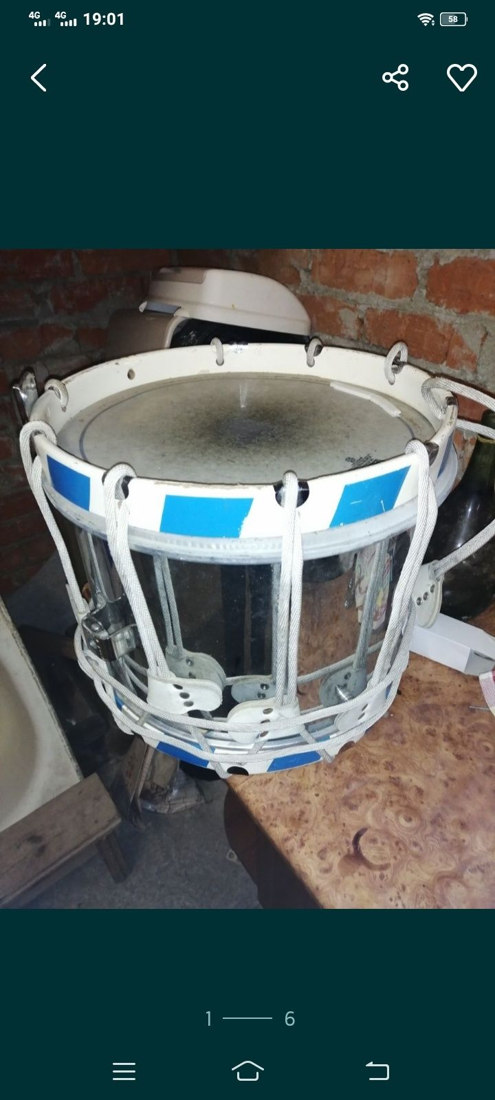Маршевый барабан Imperial