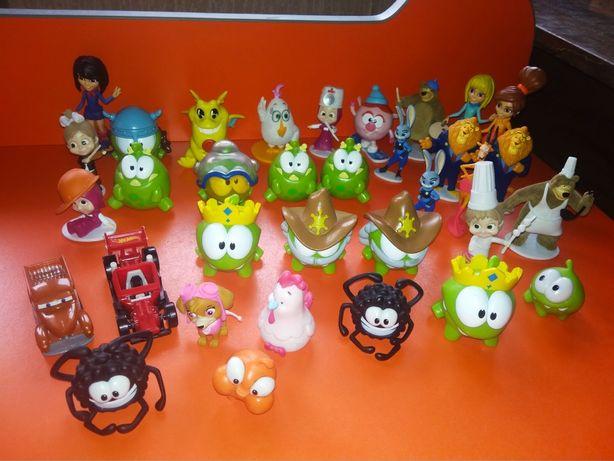 Игрушки из Свитбоксов, Сунчдуков радости