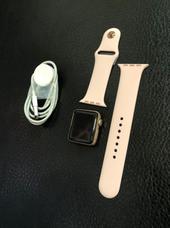 Apple Watch Series 3 38mm Gold Идеал Из США