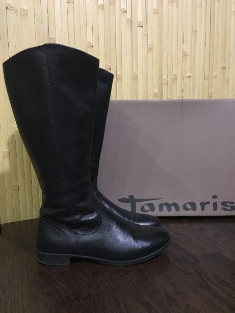 Сапоги женские 38 р. Тамарис / Tamaris чоботи жіночі
