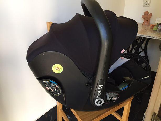 Kiddy Evolution Pro 2 evolutionpro fotelik samochodowy
