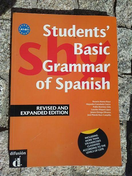 Gramática de Espanhol em Inglês