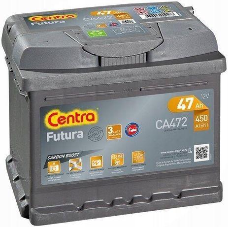 Akumulator Centra Futura 47Ah 450A
