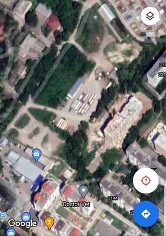 Земельна ділянка 34сот. Центр Руська під будівництво багатоповерхівок