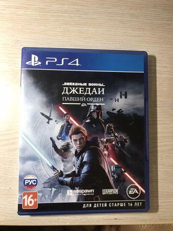 Звездные войны-павший орден(fallen orden)PS4