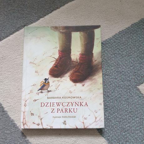 Książka Barbary Kosmowskiej Dziewczynka z parku