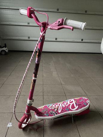 Hulajnoga elektryczna Barbie