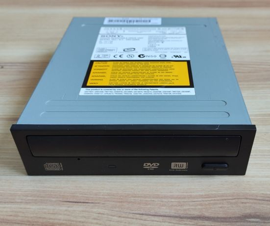 SONY DW-Q28A Nagrywarka odtwarzacz DVD CD wewnętrzna PC Apple