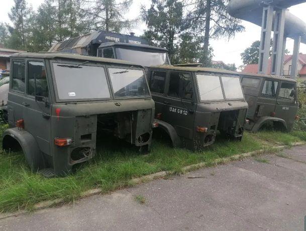 Kabina STAR 266 wojskowa