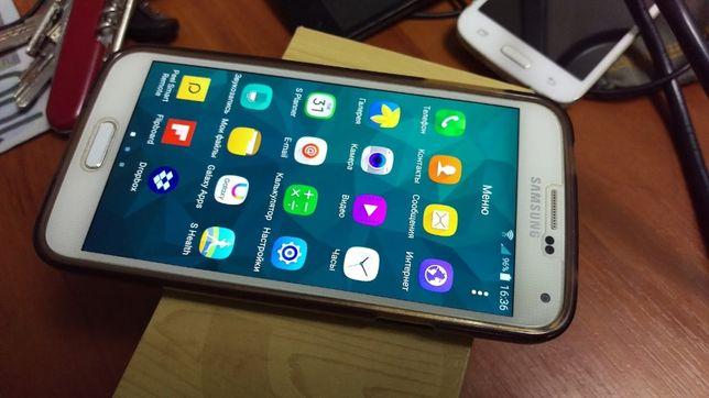 Телефон Samsung SM-G900F Galaxy S5