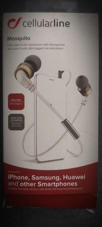 Słuchawki  Cellularline Audiopro Mosquito S