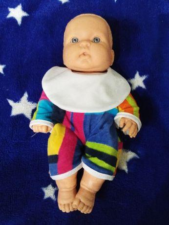 кукла пупс мальчик с анатомическими чертами