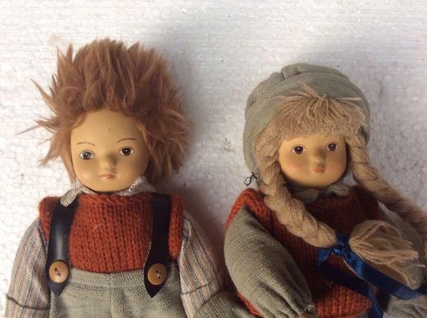 Куклы фарфоровые Германия