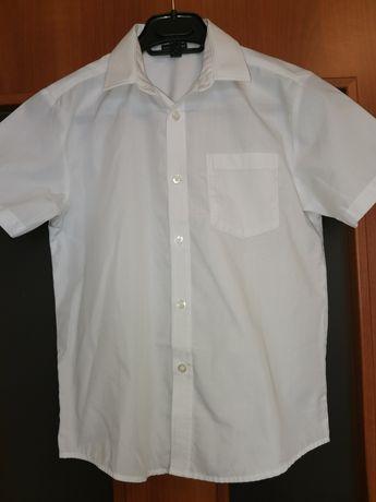 Рубашка школьная Next Некст для мальчика 134 140 146 тениска