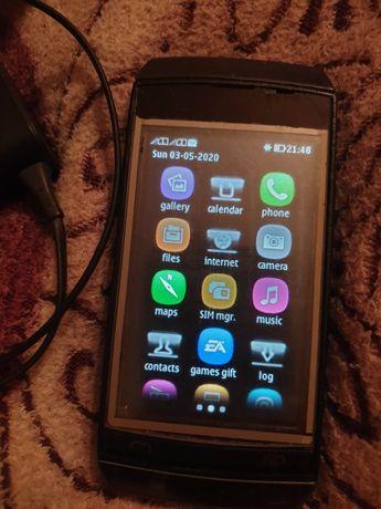 Телефон Nokia сенсорний 2-sim