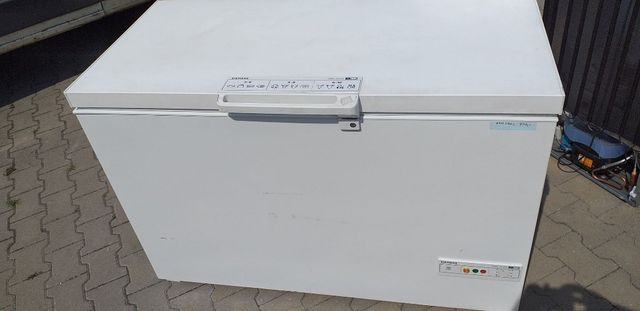 Zamrażarka skrzyniowa SIEMENS BOSCH/ 260 Litrów