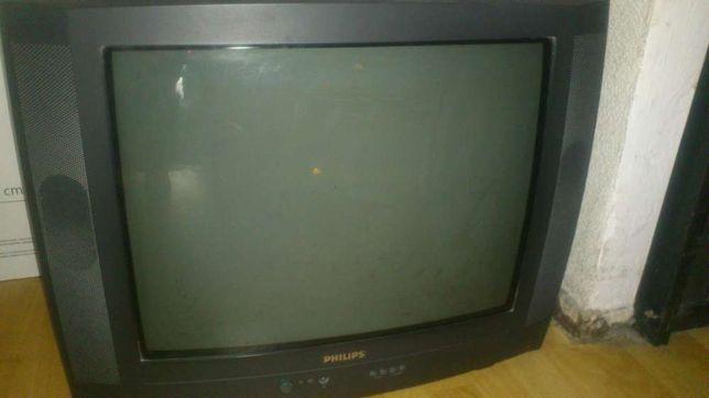 Telewizor Philips zepsuty