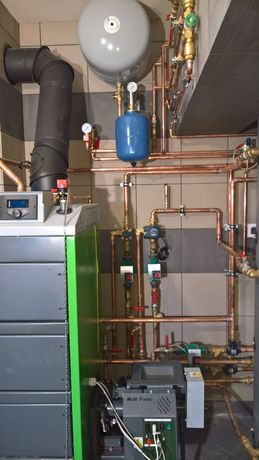 Instalacje wod kan grzewcze gazowe