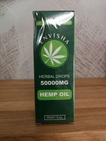 Olejek Konopny CBD, 50%, 30 ml, 500 mg/ml OKAZJA