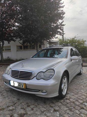 Mercedes Benz C180 SW Avantgarde GPL