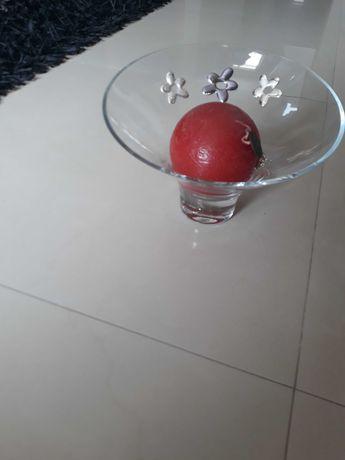 Taça de decoração