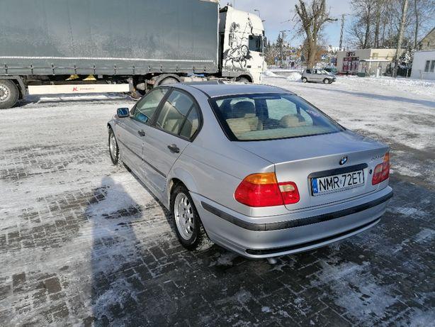 BMW E46 2.0 Disel 2000r.