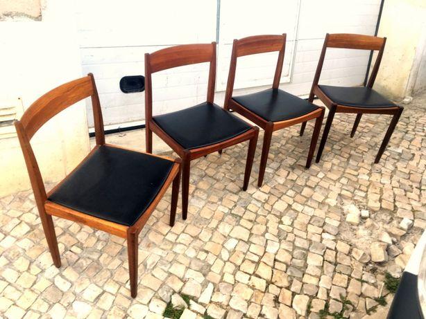 4 Cadeira olaio vintage