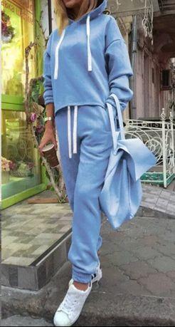 Женский спортивный костюм 44 р. (байка)