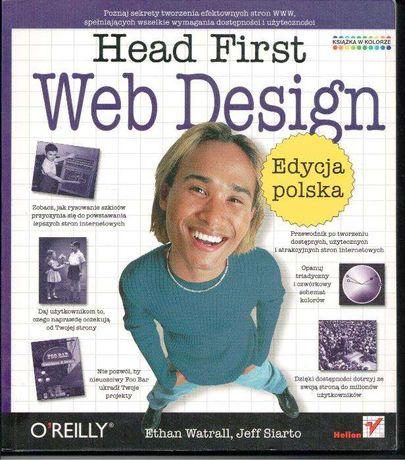 Web Design. Edycja polska. Rusz głową!