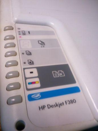 Drukarka HP deskjet