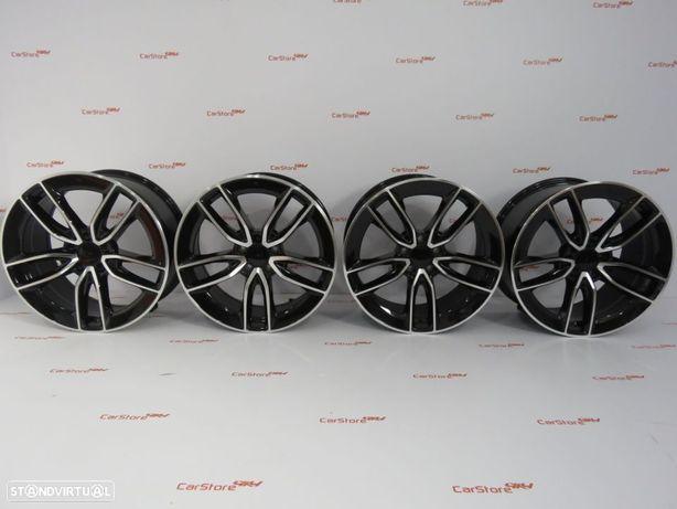 Jantes  Look Mercedes  Cla 18 8 et 45 5x112  PRetas + Polidas