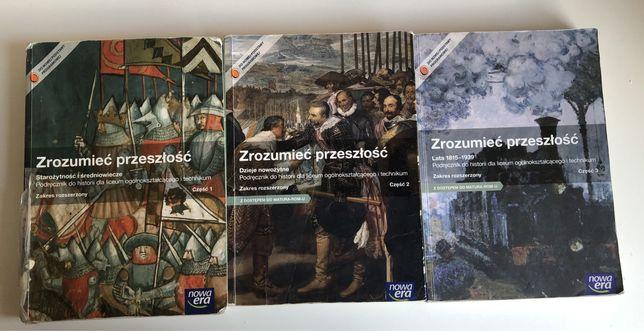 Zestaw książek Zrozumieć Przeszłość