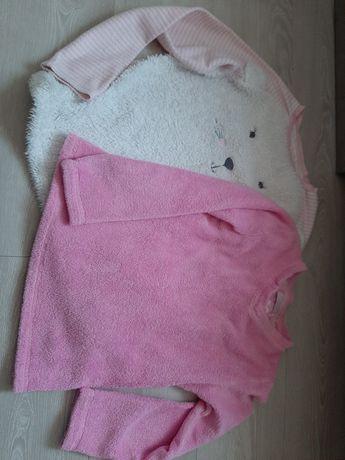 Polarowe bluzy 140-146cm