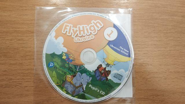 Диcк з англійської мови FlyHigh для 1 класу