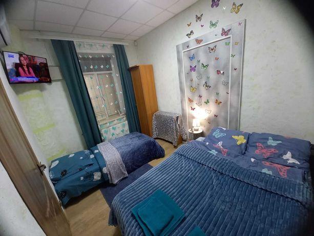 Подобова оренда 1 кімн.квартири в центрі Мукачева, документи надаються