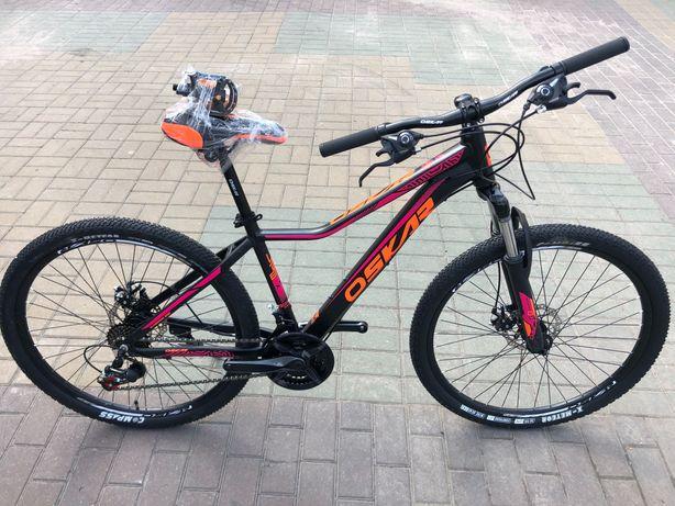 """Нові гірські велосипеди """"Oskar"""" Shimano гарантія"""