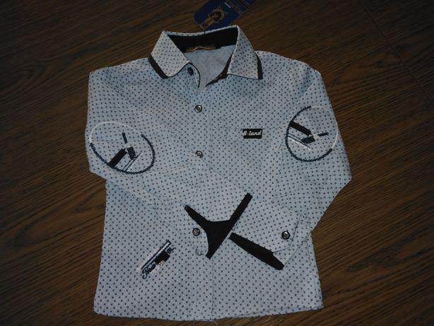 Nowa, piękna koszula dla chłopca