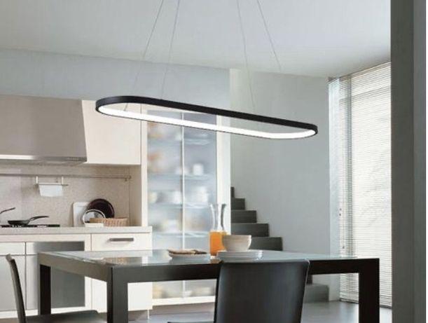 Designerska lampa Elum Celle Variant: Black, L, Dimmable