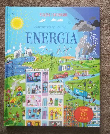 Energia. Sprawdzcie sami... Książka z okienkami