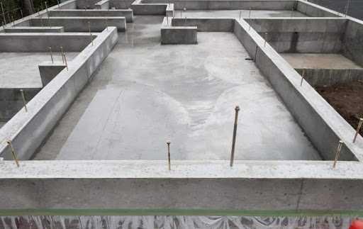 Бетонирование площадок и бетонные работы, укладка тротуарной плитки
