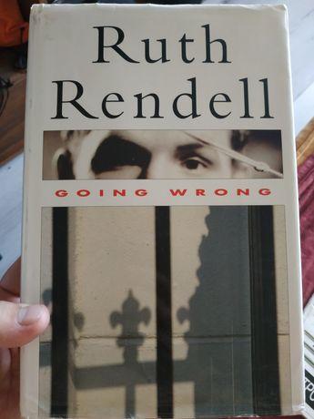 Рут Ренделл Поступая неправильно книга на английском