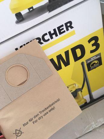 Мешок на пылесос Karcher wd2 wd3 wd4 wd5 wd6