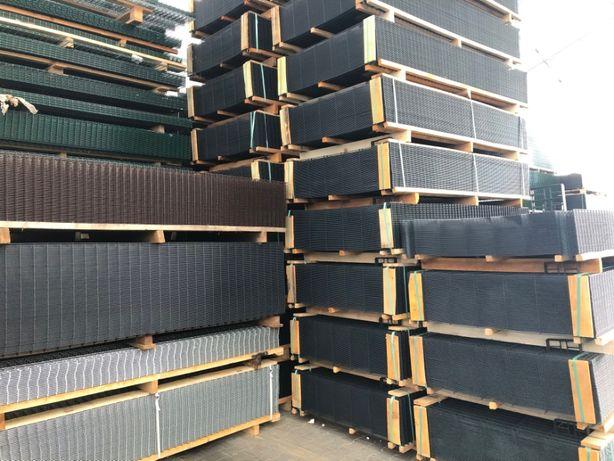 Ogrodzenie ogrodzenia panelowe panele ogrodzeniowe siatkowe siatka