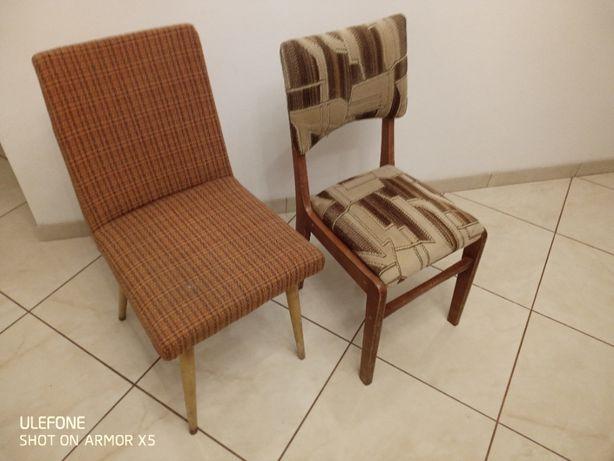 stare krzesła PRL 40 zł